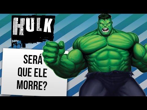 COMO MATAR O INCRÍVEL HULK
