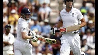 Cook, Ballance put England on top vs India - IANSINDIA