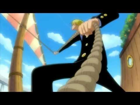 One Piece - Adios Going Merry - Capitulo 312 [720p]