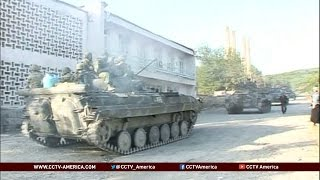 See the news report video by NATO meeting to discuss strike force over Ukraine crisis