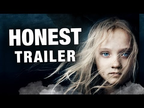 The Honest Trailer Of Les Miserables