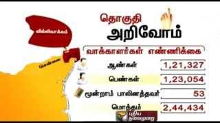 """Thoguthi Arivom """"Villivakkam"""" 13-08-2015 Puthiya Thalaimurai TV Show"""