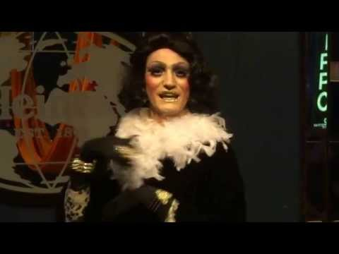 Maxine, The Drag Queen ~ That Old Magic (My Puss)