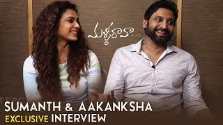 Sumanth and Aakanksha Singh Exclusive Interview About Malli Raava Movie | TFPC - TFPC