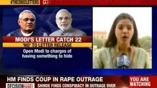 Congress cashes in on Vajpayee-Modi 2002 letters - NEWSXLIVE