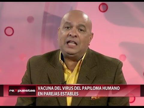 ¿La vacuna del Virus del Papiloma Humano se la deben aplicar parejas estables?