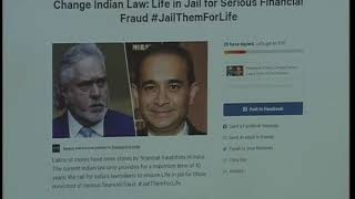 Change Indian Law: Life in Jail for Serious Financial Fraud. Sign the petition - NEWSXLIVE