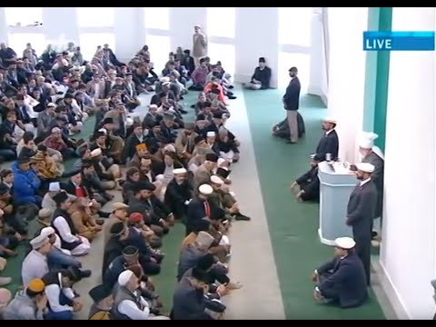 Russian Translation: Friday Sermon 19th October 2012