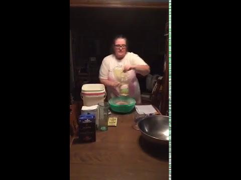 Live Bread Baking Lesson