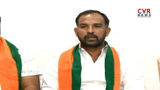 BJYM Leader Surendra mohan Slams CM Chandrababu naidu | CVR News - CVRNEWSOFFICIAL