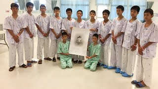 Thai government newser with 12 boys and their coach - WASHINGTONPOST