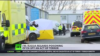 Skripals poisoning is terrorist attack on Russian citizens – Moscow - RUSSIATODAY