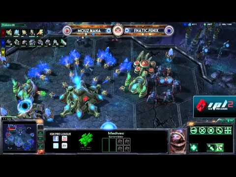 IPL S2 - Winners Round 2 - Mana vs Fenix - Game 2 of 3