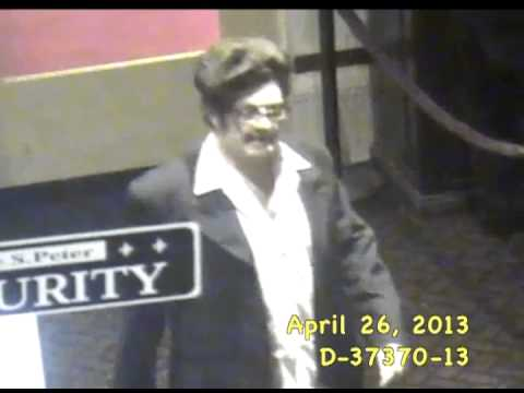 Theft at 8 Canal Street
