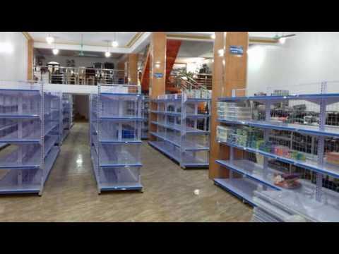 Nhà cung cấp giá kệ siêu thị