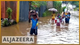 🇮🇳 People evacuated from rooftops after Kerala floods kill 164 | Al Jazeera English - ALJAZEERAENGLISH