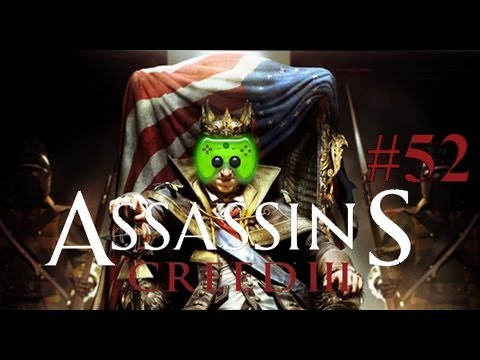 Let's Play Assassins Creed 3 #52 [Deutsch/HD] - Alter Erinnerungen