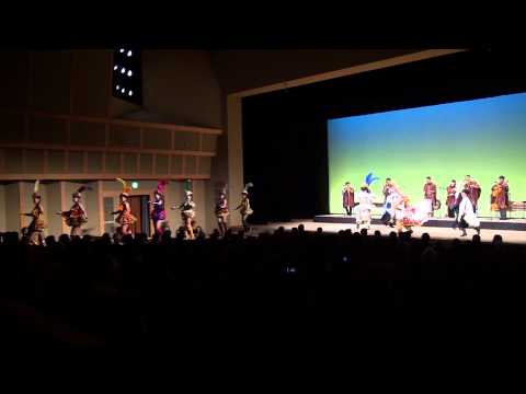 20130127 20 Mama Panchira(ママパンチータ)ボリビア小町yBBNat北文化小劇場