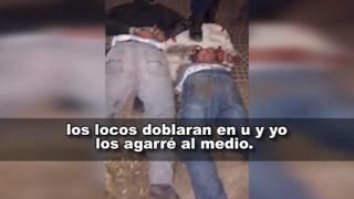 50 vecinos lincharon a delincuentes con aval policial (Video