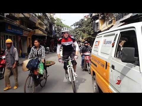 How to Bike in Hanoi if You Want to Survive | One Speed, One Heart, Ep. 2