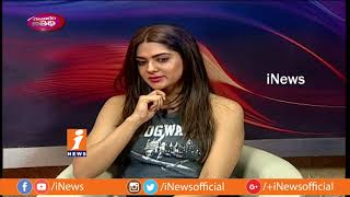 Actress Sakshi Chowdary Exclusive Interview | Eevaram Athidi | iNews - INEWS