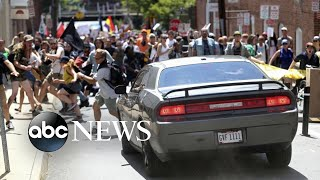 Guilty verdict for man who plowed car into Charlottesville crowd - ABCNEWS