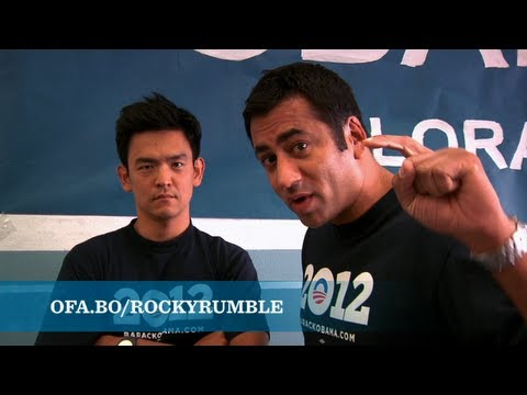 Rocky Mountain Rumble: Kal Penn and John Cho Pick Their Sides - OFA Colorado