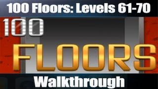 100 Floors Levels 61 70 Walkthrough Game Walkthrough