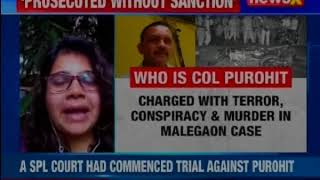 Malegaon blast case: SC asks Bombay HC to deal with Purohit's plea - NEWSXLIVE