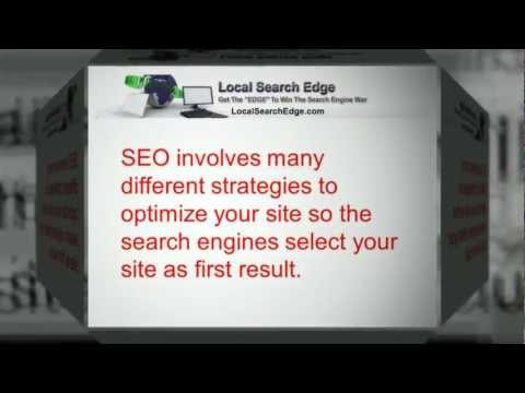 Tips For Better Search Engine Optimization What Is Local Search Optimization