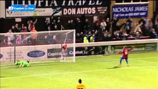 بالفيديو.. مباراة في كأس رابطة المحترفين الإنجليزية تنتهي بالتعادل 6-6
