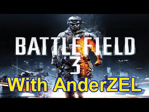 Battlefield 3 Online Gameplay FAMAS My Best Round Ever On Siene Crossing Attack 34 2