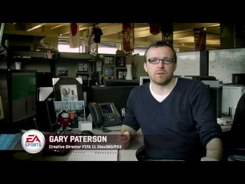 "FIFA 11 Гари Патерсон про ""Персонализацию"""