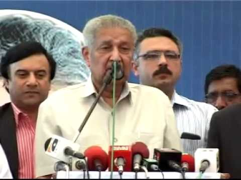 Pakistan Elections 2013 - A Q Khan speech in Gujrat