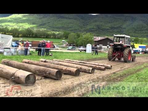 Tracteur Pulling LaCôte 2012 Vieux Tracteur