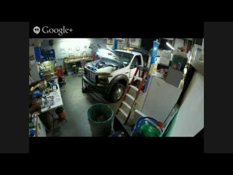 4/21/14 part 2 Super Duty Service