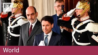 Key challenges facing Italy's new prime minister - FINANCIALTIMESVIDEOS