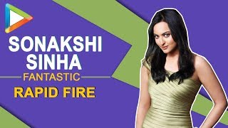"Sonakshi Sinha: ""If I meet Geet from Jab We Met... I will.."" - HUNGAMA"