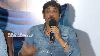 Nagarjuna press meet About Chi La Sow movie - idlebrain.com - IDLEBRAINLIVE