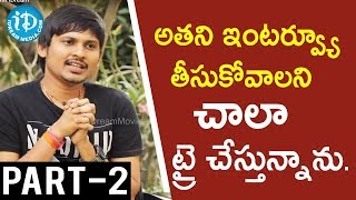Jabardasth Awesome Appi & Rocking Rakesh Exclusive Interview Part #2 | Talking Movies With iDream - IDREAMMOVIES