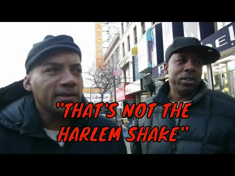Harlem Residents Are Not Impressed