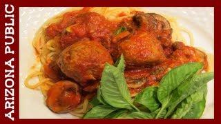 Sweet Bella Spaghetti & Meatballs Video Recipe