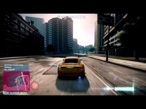 Need For Speed Most Wanted 2012 - Геймплей