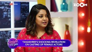 Tanushree Dutta's SHOCKING Revelation of Casting Couch of Female Actors in Bollywood - ZOOMDEKHO