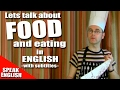 Learning English Lesson 49 (Food), Mr Duncan Learning English