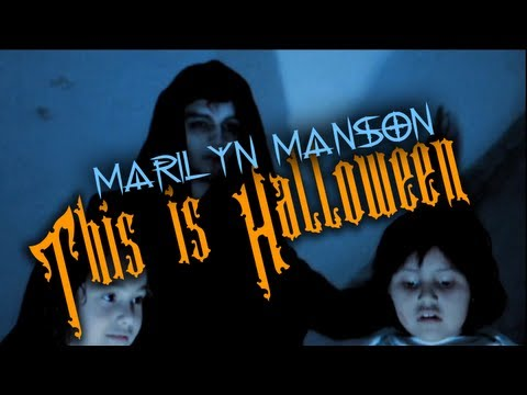 This is Halloween Marilyn Manson Video