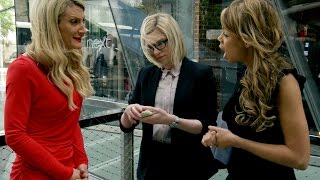 You're so bossy, stop it! - The Apprentice (2014): Series 10 Episode 3 Preview - BBC One - BBC