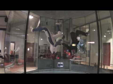 Bottrop Germany - Indoor skydiving