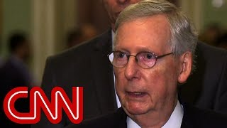 McConnell: Kavanaugh accuser has option for private hearing - CNN