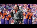 God Bless The Usa  And Clemson Tiger Band